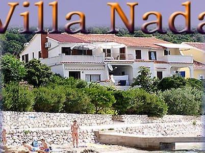 Villa Nada, 10 m from sea - Barbat na Rabu - Villa