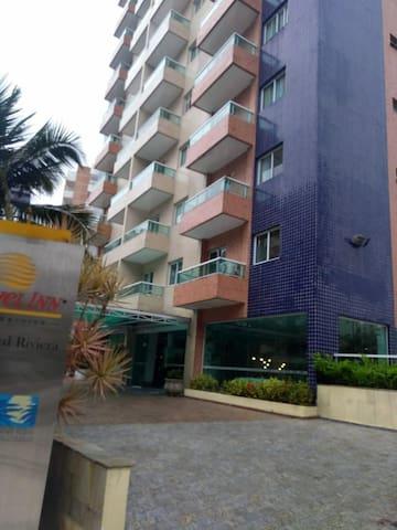 Flat Riviera de São Lourenço