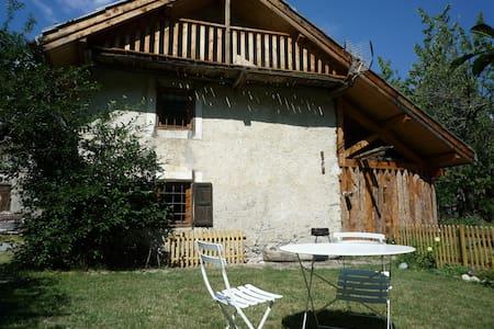 Typical lovely Alps' house - Val-des-Prés - House