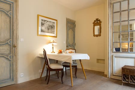 ★  Chic IleStLouis - Island, Paris CENTER   ★ - Paryż - Apartament