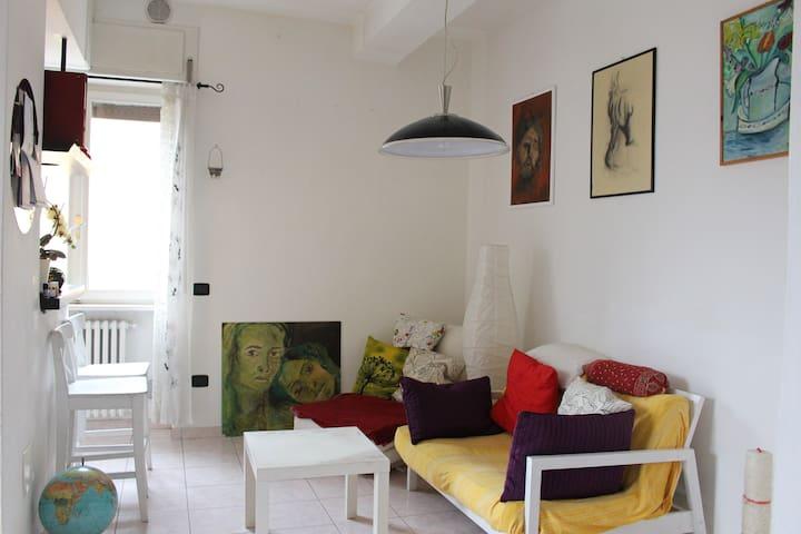 Una camera accogliente, tranquilla e piena di luce - San Martino Buon Albergo