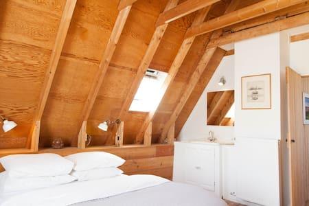 Appartement in historisch dorp - De Waal