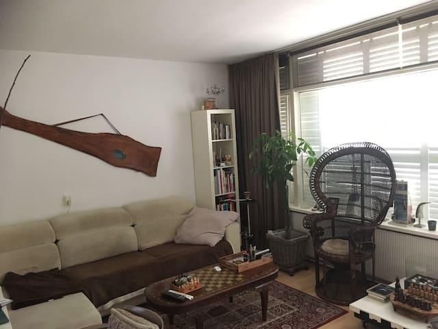 "Gezellige ""Hippie tipi"" 2 kamer appartement"