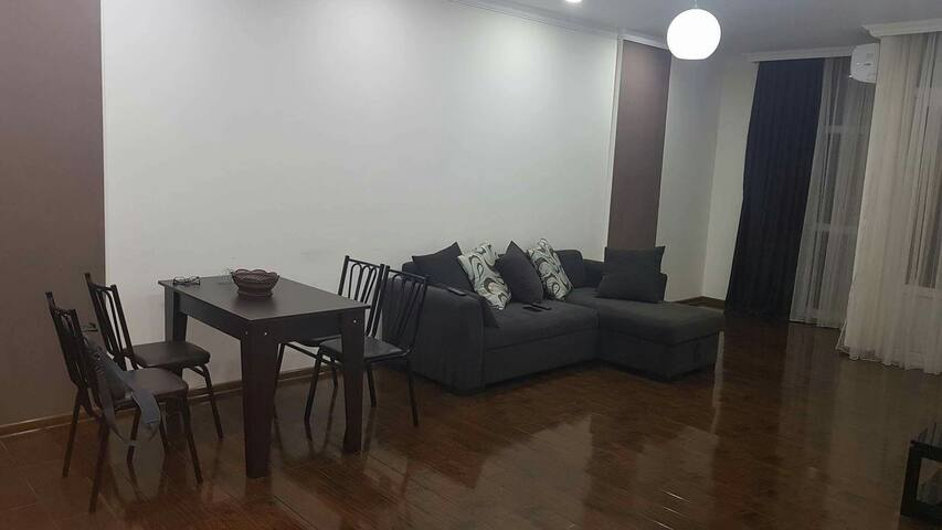 New apartment in the sity center.