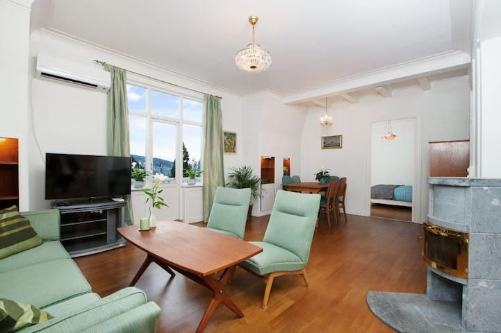Charming apartment in exclusive neighbourhood