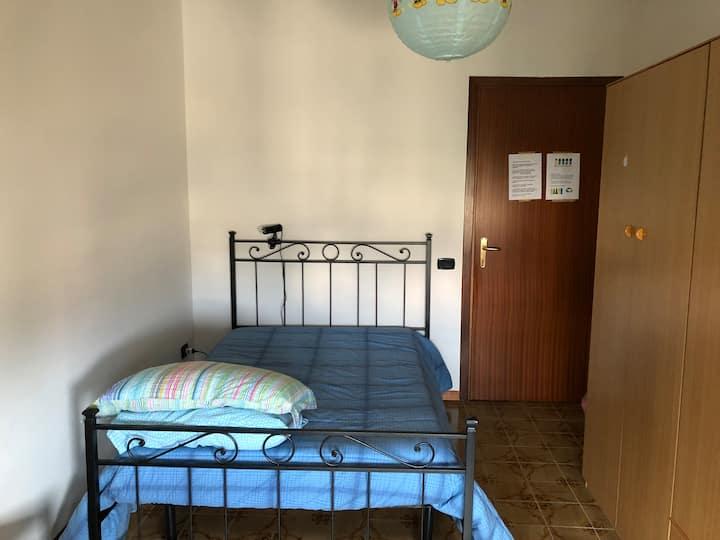 Latina Rooms Camera con letto a una piazza e mezza