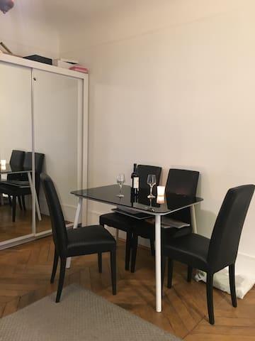 Suite 28m2, Near to Champs Elysée