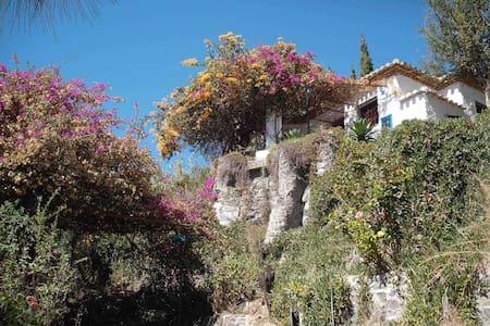 Sunny Little Home AMAZING VIEWS - Salobreña - Casa