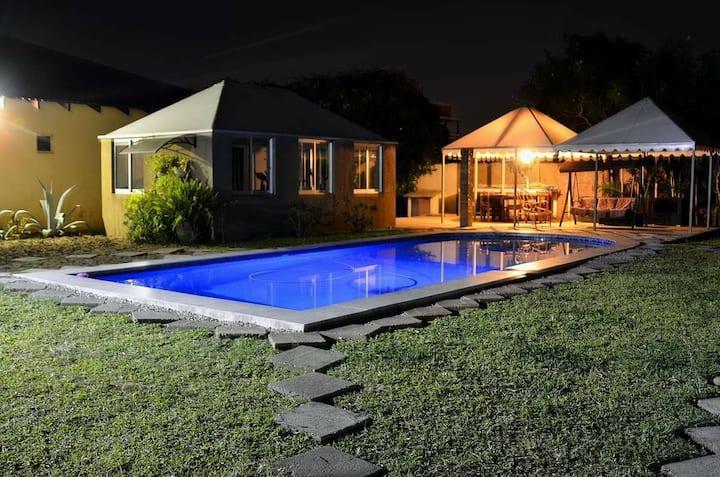 Amo Maputo Matola - LJ Guest House Quarto 2