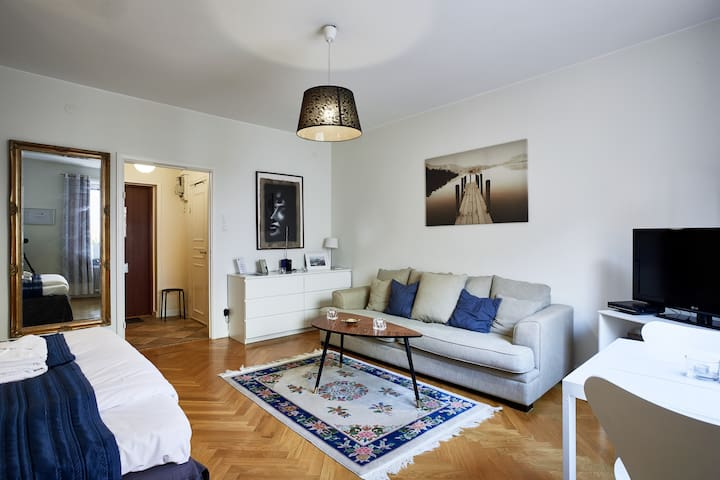 (O2) Studio apartment downtown Stockholm