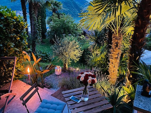Charming Paradise at the Lake of Lugano