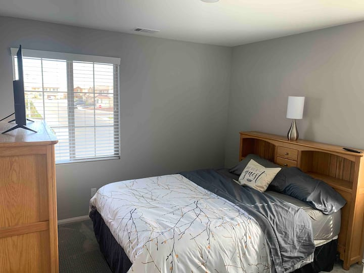 Great price for a clean room in great location!