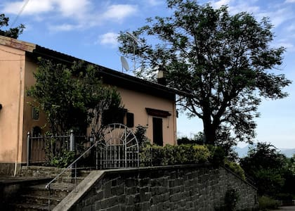 Piccola Casa  panoramica a Vidiciatico