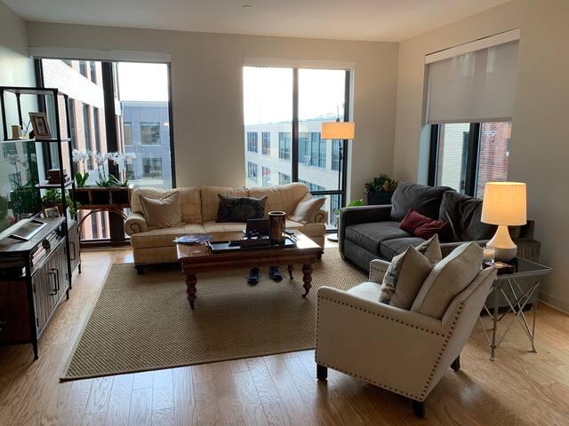 Downtown Detroit - Great Apartment in Corktown