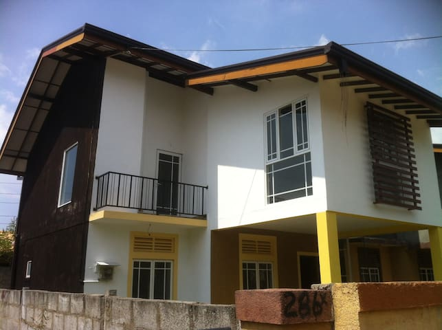 Two Story House at Millennium City