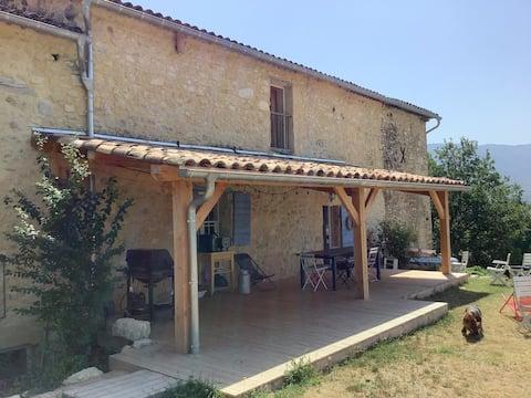 Gîte  Luberon Terrasse & Jacuzzi