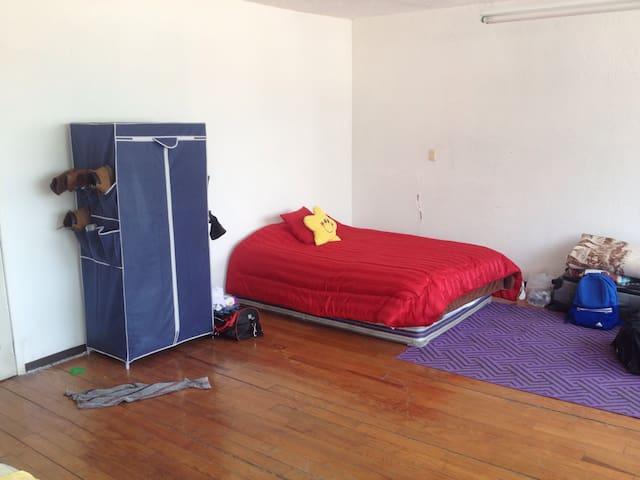 Cuartos cómodos - Tlalnepantla - Apartamento