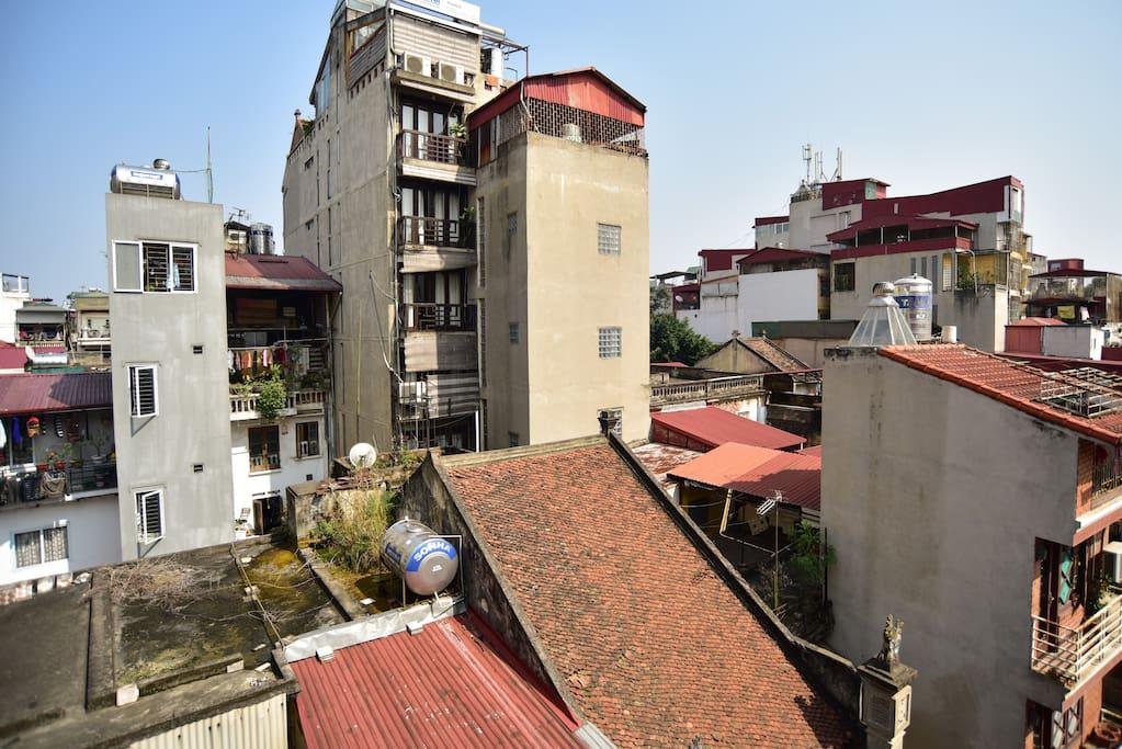 Hanoi Old Quarter View