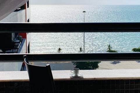 FLAT com vista para o MAR em Recife / Boa Viagem