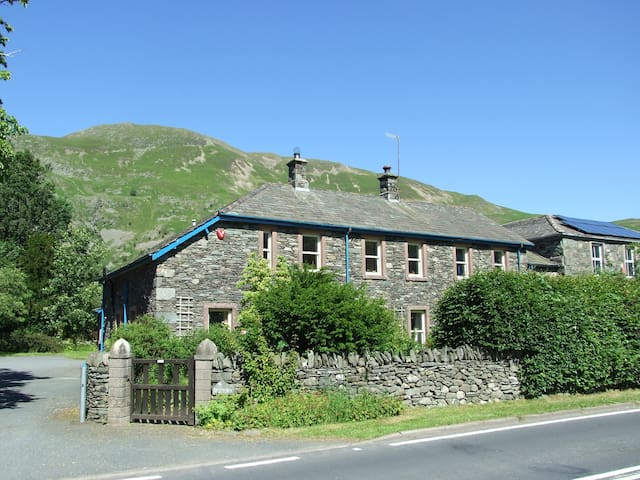 Patterdale Small Bunk Room with mountain view