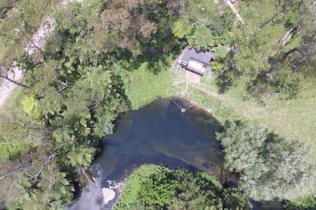 The Tauranga River House - Whakamarama