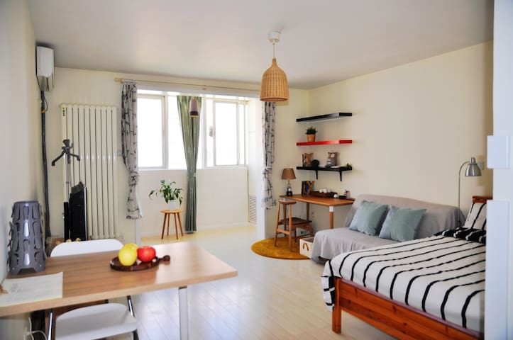 Cosy Apartment Close to Metro,University&Airport