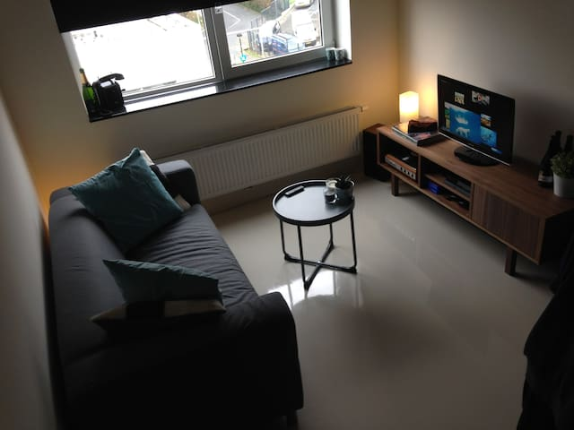Clean/Cosy Studio with own bathroom - Amsterdam Zuid-Oost - Daire