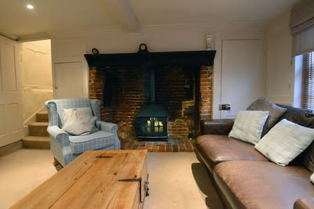 Beautiful grade II listed cottage - Fareham