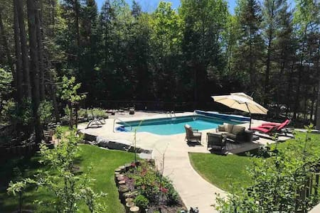 Country Escape/Private bright lower/2 Bdrm Suite