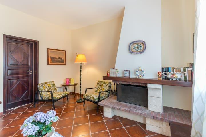 Villa con pineta Siracusa-Castello Eurialo