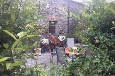 Delightful barn conversion sleeps 6 - Saint Ervan