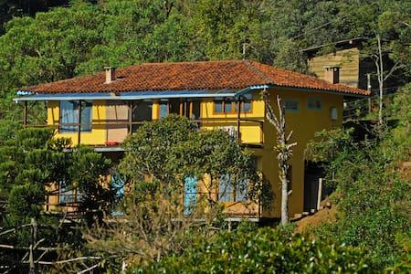Estalagem TerraMauá - Lírio - Resende - Huis