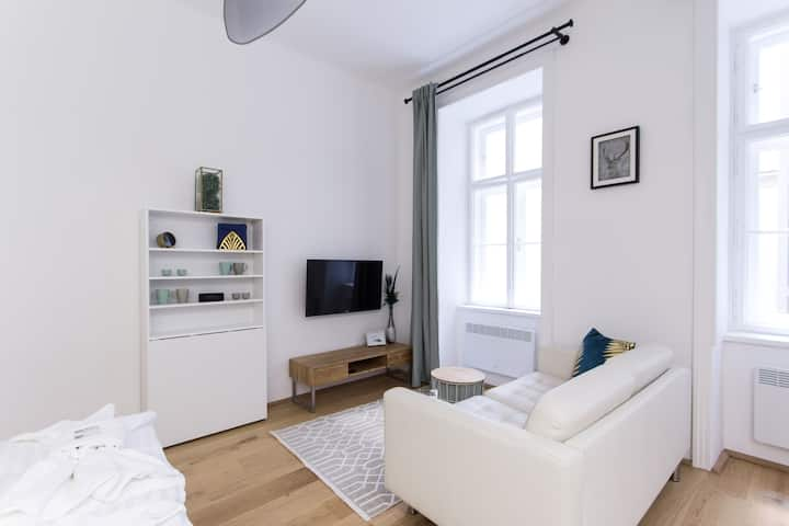 Beautiful, Cozy Studio in the city center
