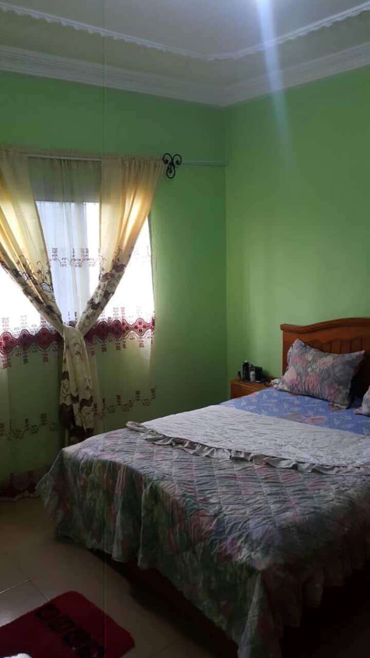 Big cozy apartment located in Buea