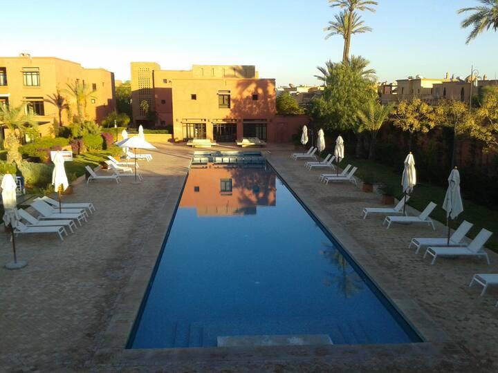Résidences des golfs Marrakech