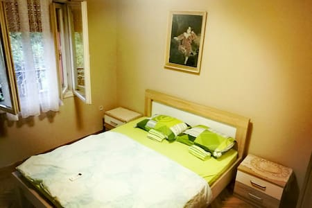 Private Room with Garden View - Podgorica