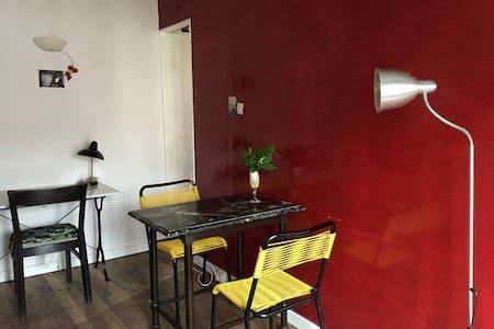 Appartement à2pas du Père Lachaise - Paryż