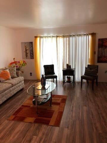 Spacious Laurel District Apartment