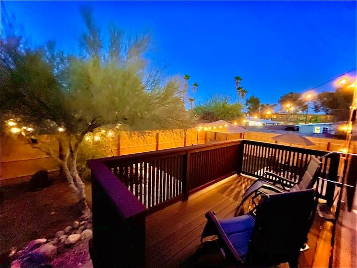 HIDDEN GEM 11! Incredible outdoor space! ZEN GEM!