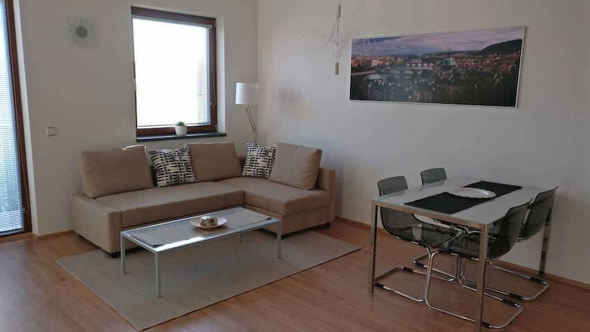 New apartment in a quiet area of Prague 6 - Prague - Apartment