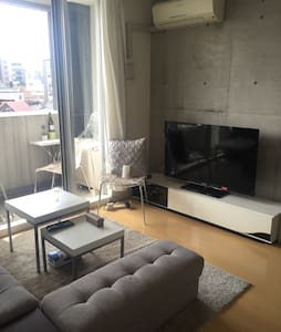 Designer house, 5 mins to 早稻田駅 - Shinjuku-ku - Lägenhet