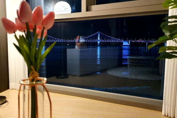 NANA HOUSE 1 #오픈초특가# 광안대교정면#신축오션뷰#해변1초