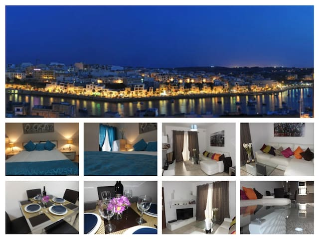 NEW ON THE MARKET MODERN APARTMENT - Marsaskala