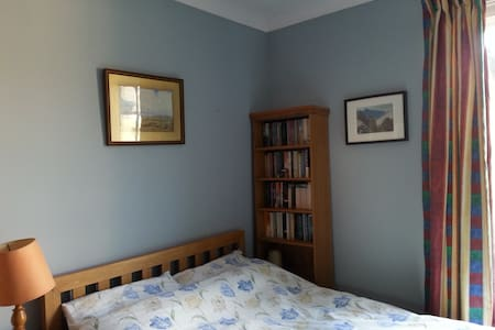 Double room in Victorian town house - Winchester - House
