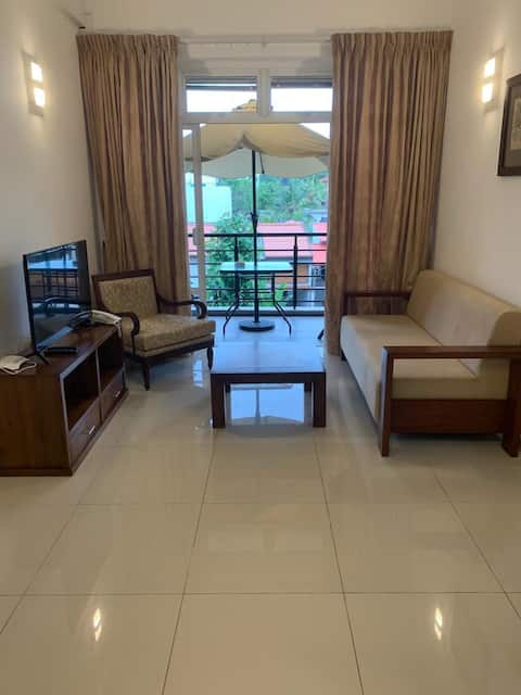 A 3 Bedroom Luxury Apartment in a Centered area.