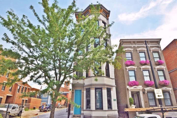 Gorgeous Condo in Heart of OTR, Parking included!