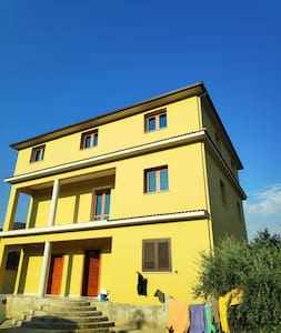 Appartamento in villa privata di 120 mq.