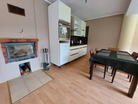 Cozy apartament near Książ Castle