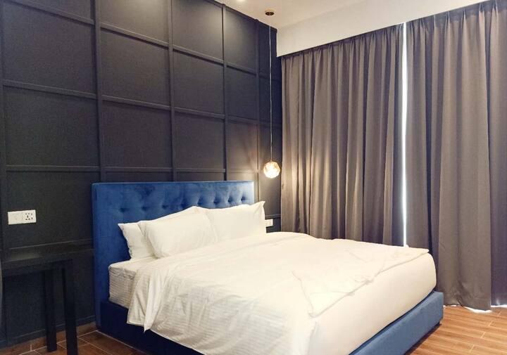 Convenient location, 1 bedroom apartment 1 balcony