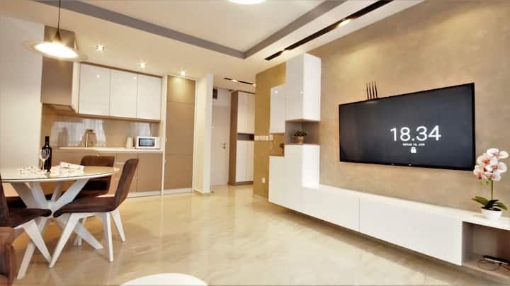 1 BR Olivar Apartment Budva